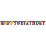 Thomas & Friends Add a Age Letter Banner - 6 PKG