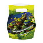 Teenage Mutant Ninja Turtles Party Lootbags - 10 PKG/6