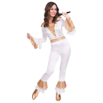 Disco Queen Costume - Size 16-18 - 1 PC