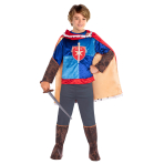 Prince Costume - Age 8-10 Years - 1 PC