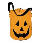 Pumpkin Polyester Tote Bag 30cm x 25cm - 24 PC
