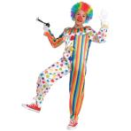 Clown Jumpsuit - 2 PC