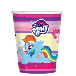 My Little Pony Paper Cups 266ml - 10 PKG/8