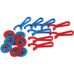 Spider-Man Disc Shooters - 6 PKG/8