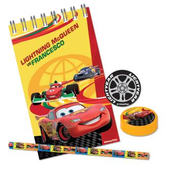 Cars Stationery Favour Packs - 6 PKG/20