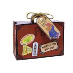 Paddington Bear Paper Bag & Thank you tag - 6 PKG/8