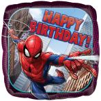 Spider-Man Happy Birthday Standard HX Foil Balloons - 5 PC