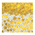 Gold Star Confetti 70g - 12 PC