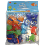 Ocean Buddies Mega Mix Value Favour Packs - 6 PKG/48