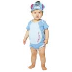 Disney Eeyore Jersey Bodysuit with Hat - Age 6-9 Months - 1 PC