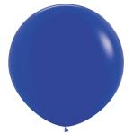 "Fashion Colour Solid Royal Blue 041 Latex Balloons 36""/91.5cm - 2 PC"