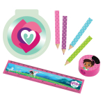 Nella The Princess Knight Stationery Packs - 6 PKG/16