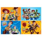Toy Story Jigsaw Puzzles - 18cm x 12cm - 6 PKG/4