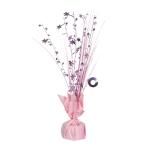 New Pink Spray Centrepiece Balloon Weights 30cm - 6 PC