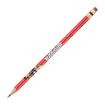 Fireman Sam Pencil with Eraser Sets - 6 PKG/8