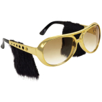 50s Classic Shades Sideburns - 6 PC
