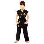 Cobra Kai Gi Costume - Age 10-12 Years - 1 PC