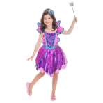 Bright Pink Fairy with Accessories - Age 3-6 years - 1 PC