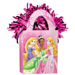 Princess Sparkle Tote Balloon Weights 156g - 12 PC