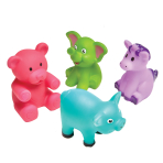 Bulk Packed Squeezy Animals - 16 PC