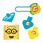 Minions Favour Packs - 6 PKG/24