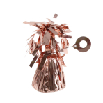 Rose Gold Balloon Weights - 12 PC