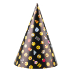 SmileyWorld Party Hats - 5 PKG/8