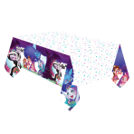 Enchantimals Plastic Tablecovers 1.2m x 1.8m - 6 PC