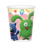 Ugly Dolls Paper Cups 266ml - 6 PKG/8