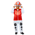 Paw Patrol Deluxe Marshall Costume - Age 3-4 Years - 1 PC