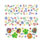 Paw Patrol Confetti Value Pack 34g - 10 PKG