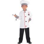 Unisex Chef Kit - Age 4-6 Years - 3 PC