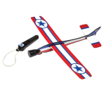 Gliders with Launcher - 6 PKG/4