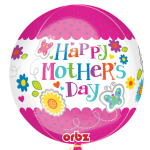 Beautiful balloons for Mother's Day - 15th March