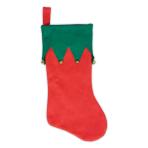 Christmas Jingle Bell Stockings 43cm - 24 PC