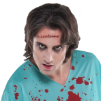 Sinister Surgery Wound Tattoos - 6 PC