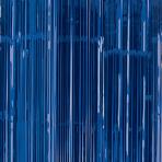 Bright Royal Blue Door Curtain 91cm x 2.43m - 6 PC