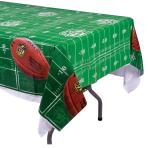 NFL Plastic Tablecover 1.2m x 1.8m - 6 PC