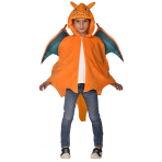 Charizard Plush Cape - Age 3-7 Years - 1 PC