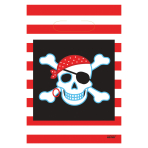 Pirate Party Loot Bags -12 PKG/8