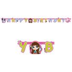 Littlest Pet Shop Happy Birthday Letter Banners - 10 PKG