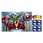 Avengers Party Games - 6 PKG/4
