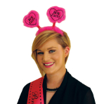 Hen Party Fluffy Head Boppers- 6 PC