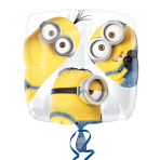 Minions Group Standard Foil Balloons S60 - 5 PC