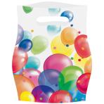 Balloon Fiesta Loot Bags 16cm x 23cm - 10 PKG/8