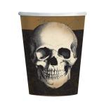 Boneyard Paper Cups 266ml - 12 PKG/8