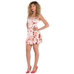 Bloody Dress Costume - Standard Size Adults - 1 PC