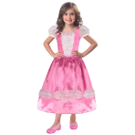 Pretty as a Princess Reversible Princess/Pirate 2 in 1 Costume - Age 2-3 Years - 1 PC