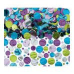 Multi Pastel Dots Confetti 141g - 12 PC