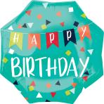 "Reason to Celebrate XL SuperShape Foil Balloons 22""/55cm x 22""/55cm P32 - 5 PC"